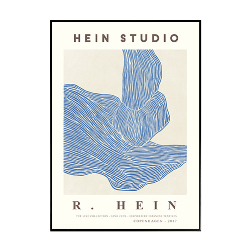 Hein Studio -  The line No.20 -A2 (W 42 X H 62cm)