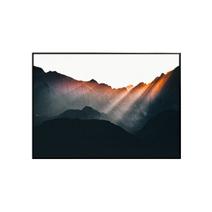 Airpixels-  북극의 빛 (The Arctic Light)  70x100