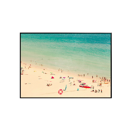 Ingrid Beddoes- 비치 써머 펀 3(Beach summer fun III) 70x50cm