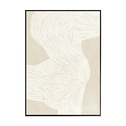 Hein Studio -  The line No.09 -50x70