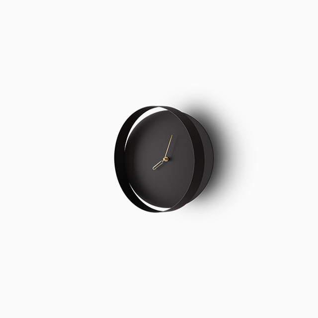 Beyond Object - Orbis clock ( Black / Pastel Pink) - 4월중순